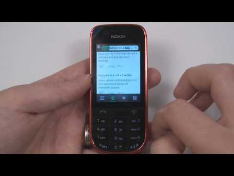 Nokia Asha 203 Unboxing and Review