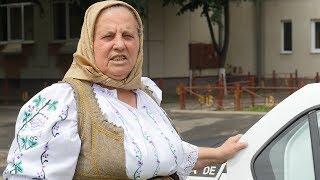 Bunica simte cand ti-e foame - MIRCEA BRAVO