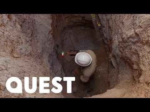 The Golden Mine Shaft | Aussie Gold Hunters