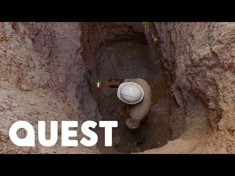 The Golden Mine Shaft | Aussie Gold Hunters