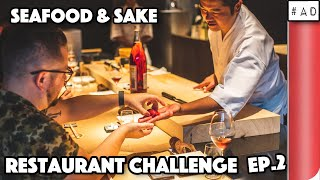 ULTIMATE JAPANESE FOOD CHALLENGE!! EP.2