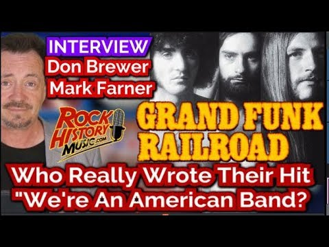 Who Really Wrote Grand Funk's