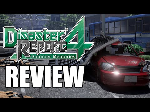 Disaster Report 4 Plus: Summer Memories Review - A Disaster