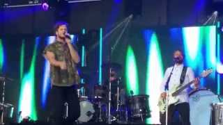 Imagine Dragons HD it's time live at Jimmy Kimmel