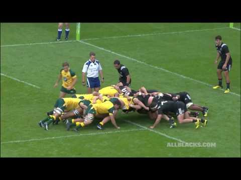 U20 HIGHLIGHTS: New Zealand vs Australia
