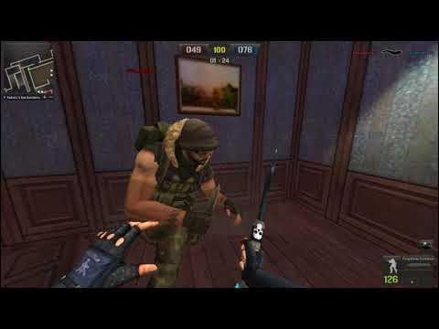 POINT BLANK  Fang Blade Dark Steel ile oynadık ( Kleymore ile adam öldürmeye çalışmak )