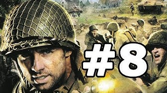 Call of Duty 3 Walkthrough Part 8 - No Commentary Playthrough (PS3/Xbox 360/PS2)