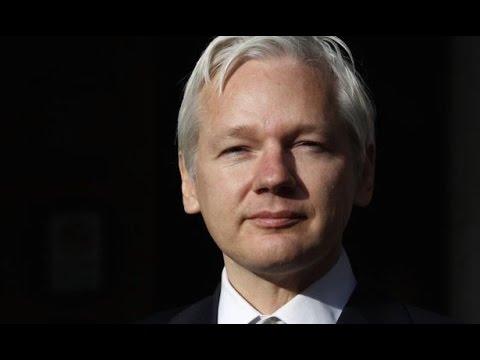 Julian Assange - Hillary's October Surprise
