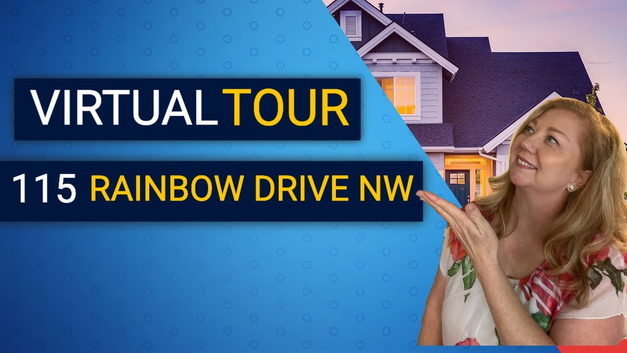 Inside View | Virtual Tour of 115 Rainbow Drive NW