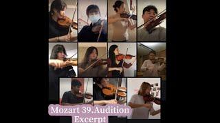[OWEP] Mozart symphony no.39 F…