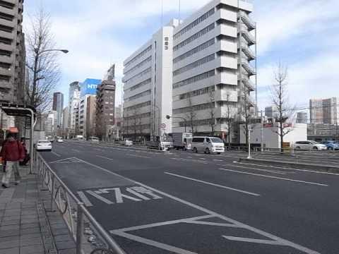Spot Midway to S47 - Takanawa, Minato-ku (130117)