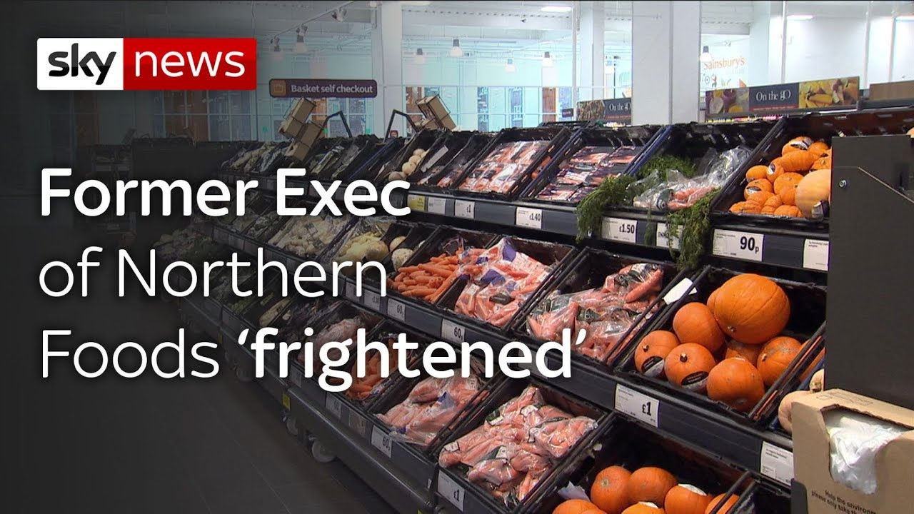 """Former Chief Executive of Northern Foods """"frightened"""" about Sainsbury's-Asda merger"""