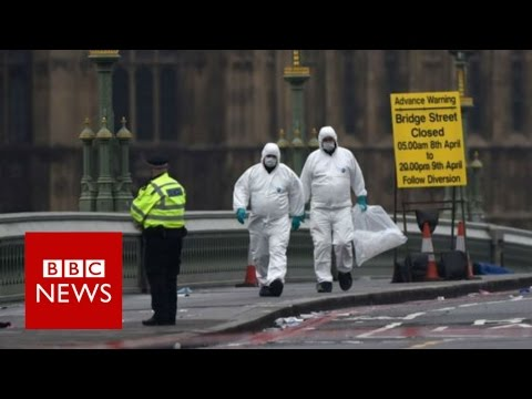 Thumbnail: London Terror Attack: What witnesses saw - BBC News