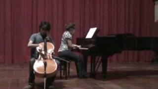 Schumann - Fantasiestücke, op.73 - 1.Zart und mit ausdruck/2.Lebhaft, leicht