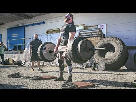 Mein erster Pokal! Strongman Wettkampf in Hamburg!