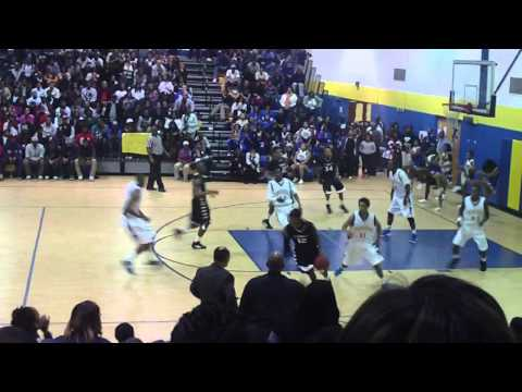 Hampton vs Phoebus (Recruits Troy Williams and Anthony Barber go head to head) Overtime