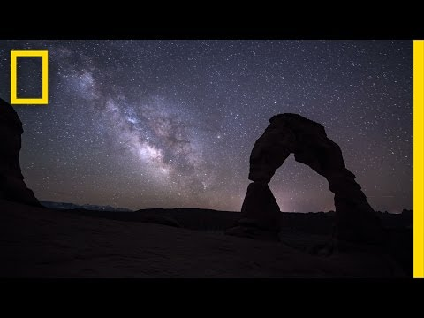 Time-Lapse: Lose Yourself in the Night Sky | Short Film Showcase