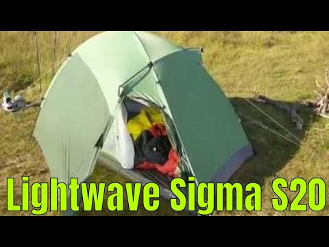 Lightwave S20 Sigma Tent - a rough guide