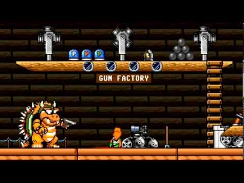 Bowser Wants a Gun