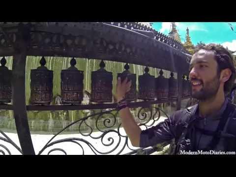 3 Year Epic Selfie   Around the World in 360° Degrees   Part II convert video online com