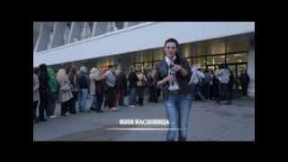 Концерт группы The Rasmus в Минске!
