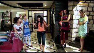 تقليد بجنن من النجمة ميس حمدان في مسلسل صبايا 3.avi