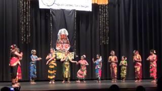 Ekadantaya Vakratundaya - Dance