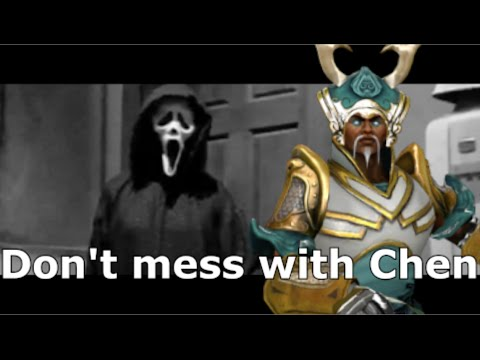 Don't mess with Chen
