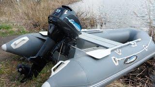 Тюнинг лодок ПВХ и лодочных моторов своими руками(, 2015-06-12T09:58:07.000Z)