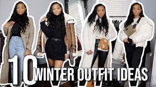 WINTER OUTFIT IDEAS 2020  | Casual Winter Outfits 2020