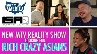 MTV Casting Asian Americans for New Reality Series?! - ANGRY ASIAN AMERICA Ep. 9