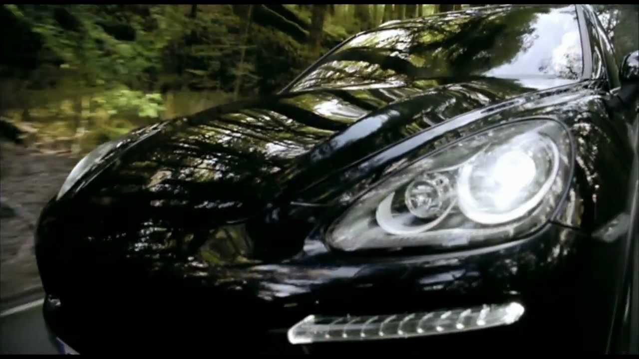 """Porsche Cayenne Теряет Фары. """"Две Лошадиные Силы""""."""