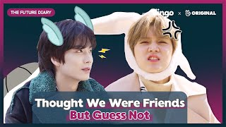 Teasing You With NUEST W [The Future Diary] • ENG SUB • dingo kdrama
