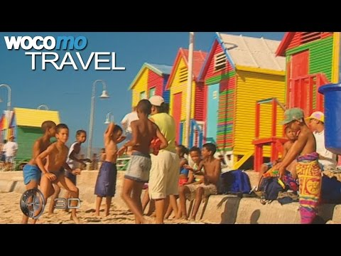 South Africa - A captivating journey from Johannesburg to Cape Town | 3D Planet