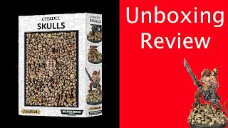 Unboxing Citadel Skulls   Are They Worth The Price?