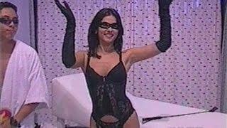 Tiazinha do H, programa do Luciano Luck na Band (anos 90)