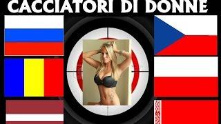 ECCO DOVE ANDARE A DONNE NELL' EST EUROPA  , PER CUCCARE !!!!