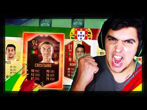 FUT DRAFT DE PORTUGAL | FIFA 19