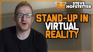 Live Streaming a Stand-up Comedy Show - Steve Hofstetter