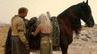 Game of Thrones - Rakharo's Death (Subtitled)