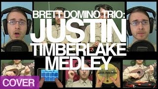 Brett Domino: Justin Timberlake Medley
