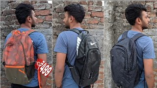 Best Backpacks Under ₹1500.