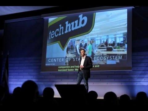 Digital Assembly. Speech by Andris Bērziņš (Co-founder of TechHub Riga), 17 June