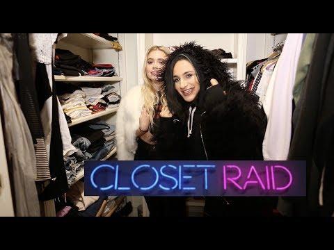 Neriah Fisher - Closet Raid