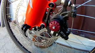 Обзор горного велосипеда Stinger Aragon 29