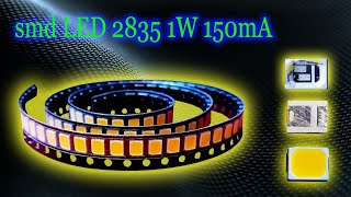 видео Smd светодиоды 5050 3528 5730 2835 5630