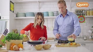 Rachel Stevens – Introducing meat free options to family mealtimes | Full Interview | Quorn
