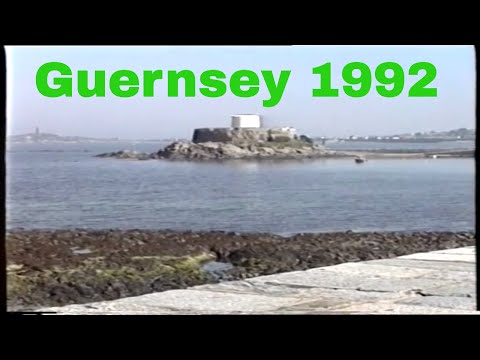 Guernsey Scenery | Christmas Eve 1992