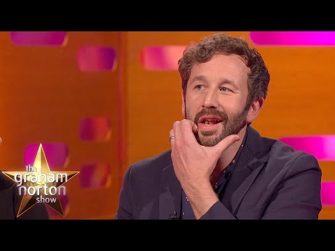 Thumbnail: Chris O'Dowd's Wife Held Brad Pitt's Fingers for 41 Seconds - The Graham Norton Show