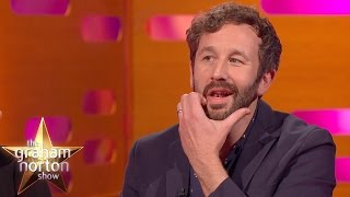 Download Chris O'Dowd's Wife Held Brad Pitt's Fingers for 41 Seconds - The Graham Norton Show Mp3 and Videos